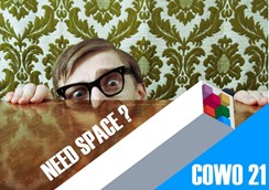 Coworking Space - Cowo21 - Coworking Space Darmstadt