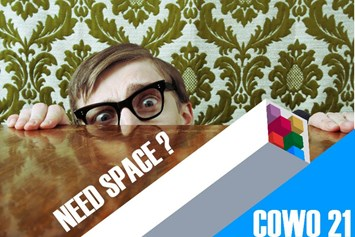 Coworking Space: Cowo21 - Coworking Space Darmstadt