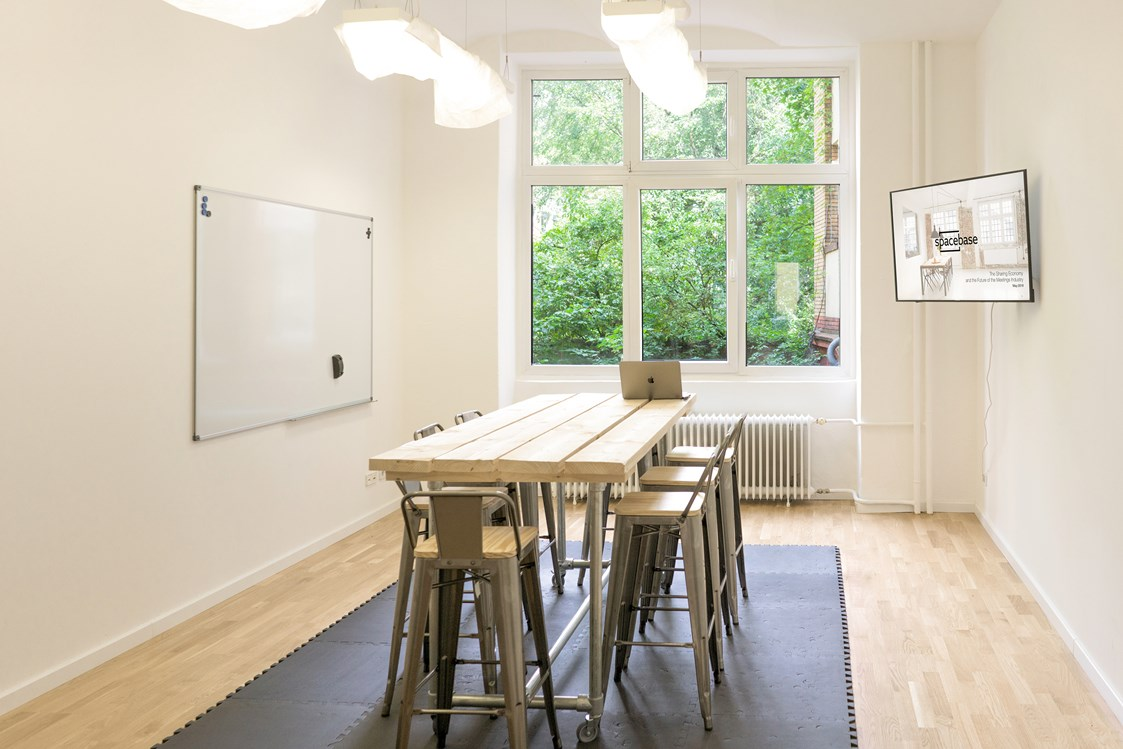 Coworking Space: Werkstatt - Spacebase Campus