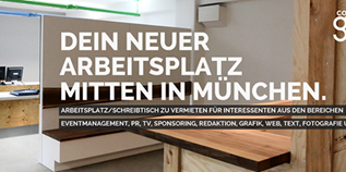 Coworking Spaces - München - Coworking GMP