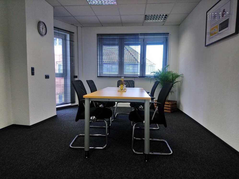 Coworking Space: Meeting - NB Business Center