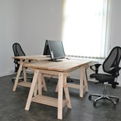 Coworking Space - Weisbach1