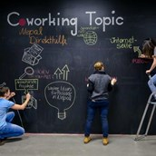 Coworking Space - Coworking Topic