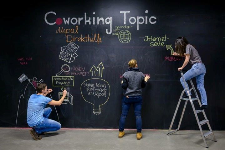 Coworking Space: Coworking Topic