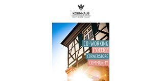 Coworking Spaces - Typ: Shared Office - Baden-Württemberg - Kornhaus Gernsbach