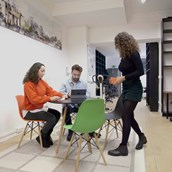 Coworking Space - mandel open space