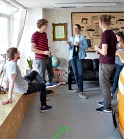 Coworking Space: Impact Hub Ruhr - Community