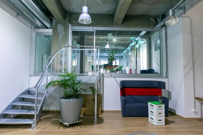 Coworking Space: Workshopräume - Impact Hub Ruhr - in Essen am Hbf