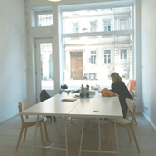 Coworking Space - Urban-Shit Dresden