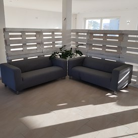 Coworking Space: Chill Out Area - Ospace