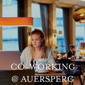 Coworking Space: Coworking Space Hotel & Villa Auersperg - A* Livingroom, Open Space - Hotel & Villa Auersperg