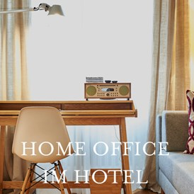 Coworking Space: Home Office im Hotelzimmer, Work Space privates Hotelzimmer im Hotel & Villa Auersperg - Hotel & Villa Auersperg